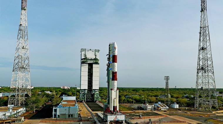 isro, isro launch, PSLV-C38, PSLV-C38 launch, Cartosat-2 series, indian satellite, pslv, isro-pslv, isro rocket launch, sriharikota, indian space, indian express