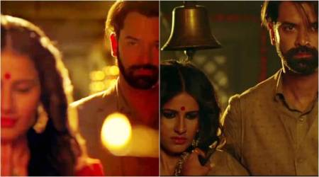 Iss Pyaar Ko Kya Naam Doon teaser: Barun Sobti and Shivani Tomar are igniting the flames of love and hate, watch video