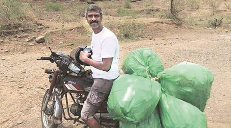Maharashtra news, Mastani Lake clean up, IT professional cleans up Mastani Lake, Mumbai news, National news, Latest news, India news, National news