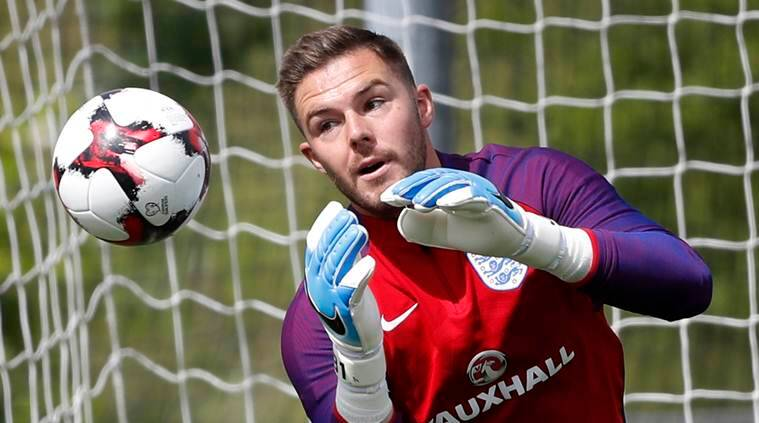 Jack Butland, Stoke City, Indian Express