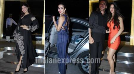 Suhana Khan, Malaika Arora and Jacqueline Fernandez ace their fashion game at Gauri Khan-designed restaurant launch