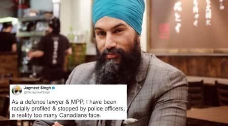 Fashionable Sikh politician Jagmeet Singh's tweet thread on growing up in Canada is winning heartsonline