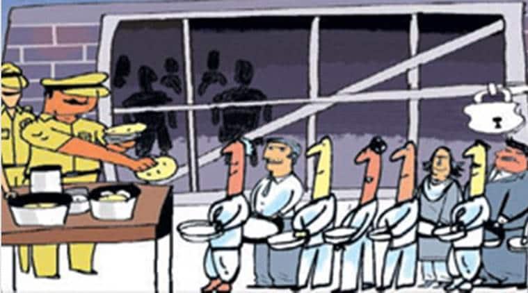 Jail Food, Maharashtra government jail food, Jail food expenses, Bombay High Court, Prison reforms, Modern Prison Manual, upkeep of prisoners, Prison Food