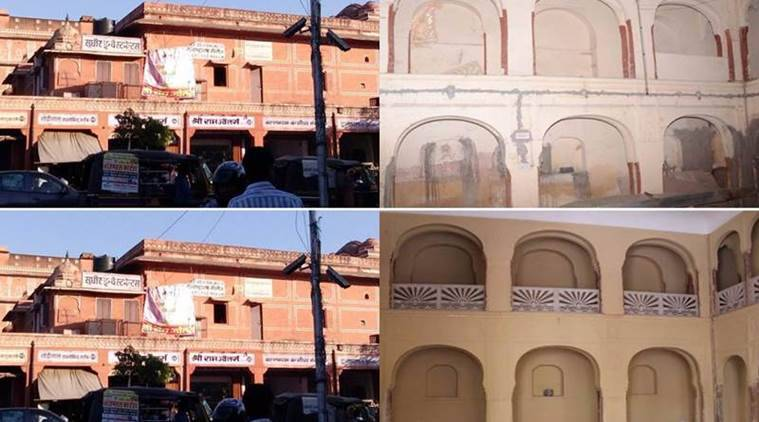 Jaipur, Jaipur smart city, smart city project, Jaipur renovation, Jaipur heritage, indian express news, india news