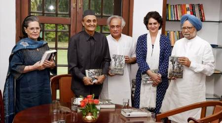 Jairam Ramesh's book on the naturist in Indira Gandhi launched
