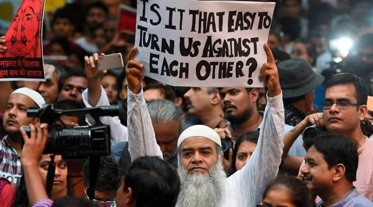 intolerance in india, gau rakshaks, lynching, mob violence, india news, indian express news
