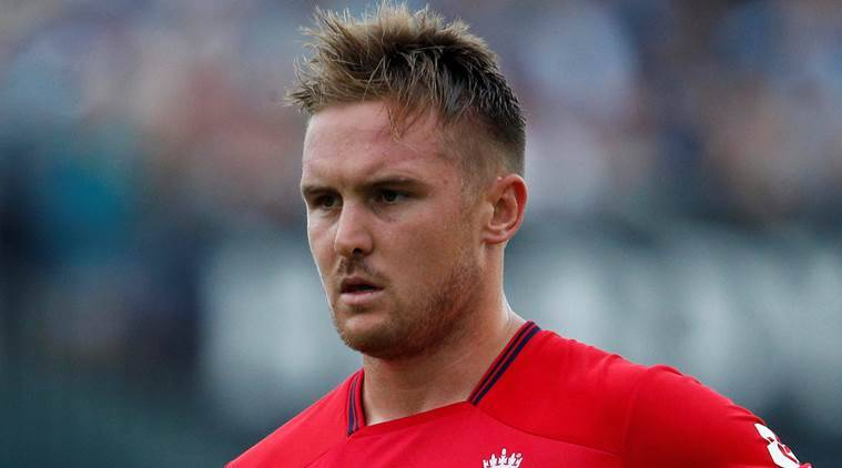jason roy, england vs south africa, end vs sa, roy obstructing the field, cricket news, cricket, sports news, indian express