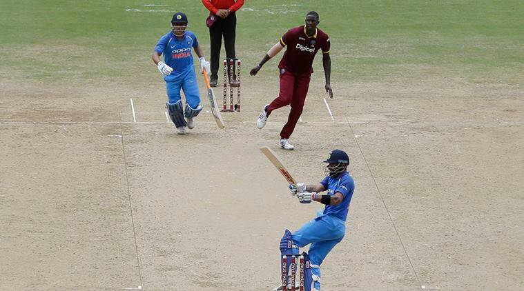 Jason Holder, India vs West Indies, India tour of West Indies, Cricket, Indian Express, Cricket News