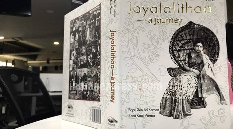 jayalalithaa, jayalalithaa a journey book, jayalalithaa book review, jayalalithaa new book review, new book on jayalalithaa, everything about jayalalithaa, everything about TM chief minister jayalalithaa, amma , indian express, indian express news