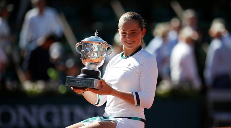 jelena ostapenko, ostapenko, serena williams,wimbledon, tennis news, sports news, indian express