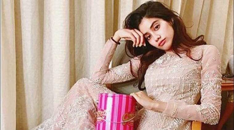 Jahnvi Kapoor latest photos