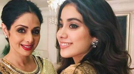 Have no control on what's being written about Jhanvi's life: Sridevi
