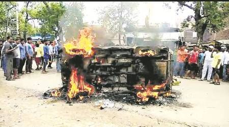 Jharkhand lynching: Section 144 imposed across Ramgarh following panic over mobviolence