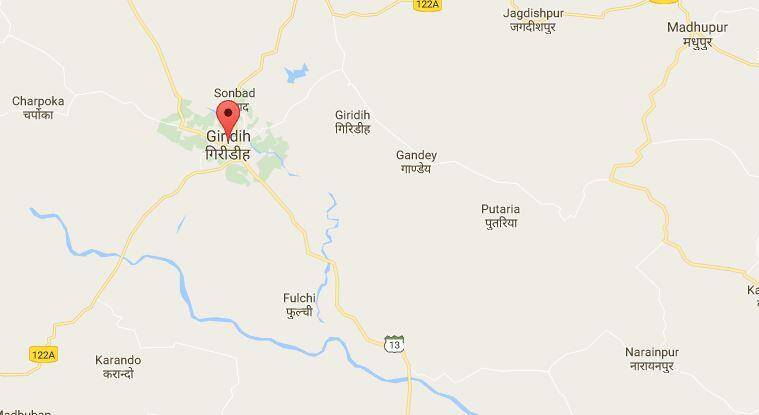 jharkhand man beaten up, dead cow, man attacked over dead cow, deori police station, jharkhand mob attack, jharkhand news, cow slaughter, indian express