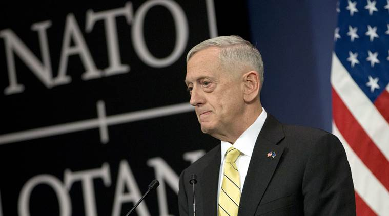 Pentagon chief Jim Mattis, US defence budget, US defence budget cuts, US news, world news, US military news, Latest news, International news, World news