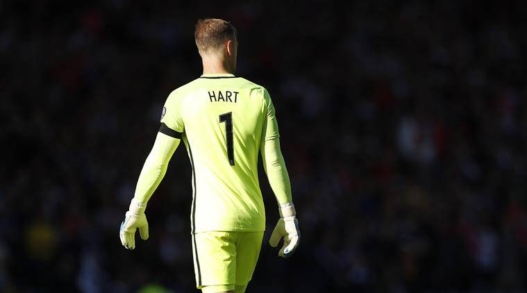 Joe Hart, Joe Hart England, Indian Express