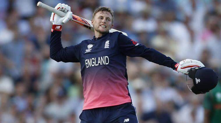 Joe Root, England vs Bangladesh, ICC Champions Trophy 2017