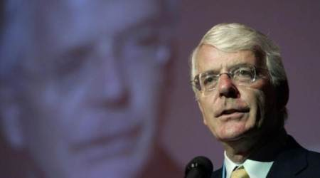 Former UK PM John Major fears DUP deal could spark a return to violence in NorthernIreland