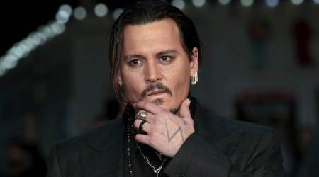 Johnny Depp has 'period of depression' after filming