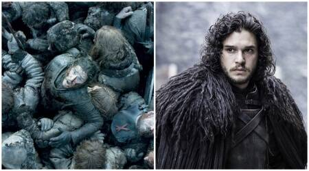 Game of Thrones actor Kit Harington was afraid while filming Battle of the Bastards