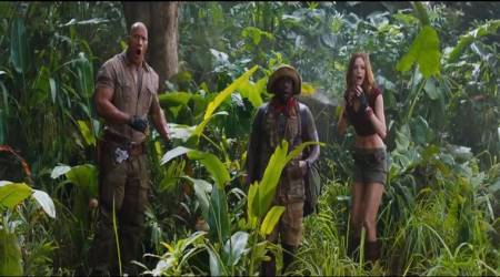 Jumanji Welcome to the Jungle: Unlike Robin Williams' film, Dwayne Johnson movie has a comic surfeit