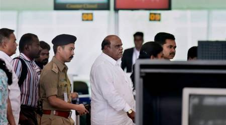 Supreme Court no to urgent bail plea hearing for CS Karnan