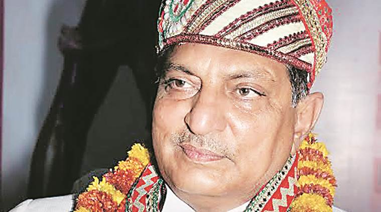 Justice Mahesh Chandra Sharma, Rajasthan High Court judge, cow slaughter and Rajasthan news, cow national animal of India, India's national animal, India news, National news