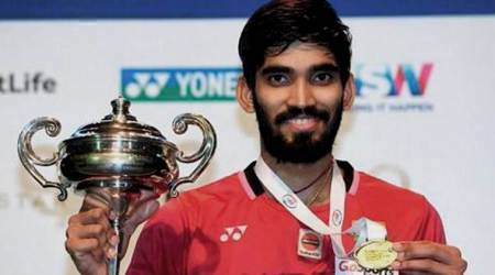 Kidambi Srikanth awarded Rs 3 lakh by Gopichand Badminton Academy