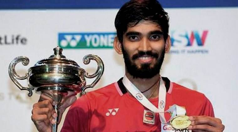 k srikanth srikanth, kidambi srikant, australian super series, australian open super series, badminton news, sports news, indian express