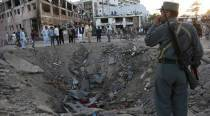 Afghan official says Taliban kill 10 police