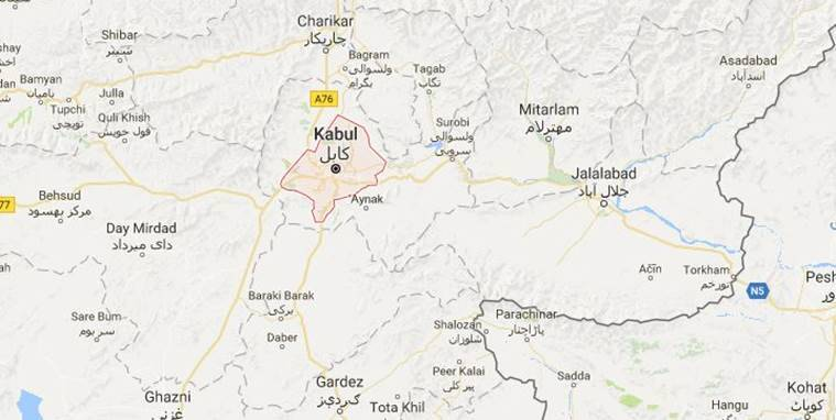 World Map Of Kabul Afghanistan. Kabul blast  explosion Afghanistan funeral cemetery At least 19 dead many injured in blasts near