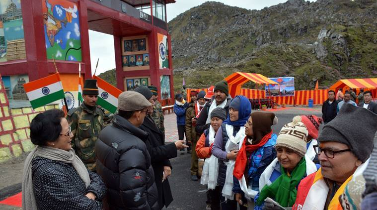Sikkim Border showdown with China, ITBP, Indian Army, Sino-Indian border, People's Liberation Army (PLA)