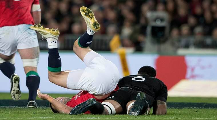 All Blacks' Jerome Kaino fends off accusations of dirty play