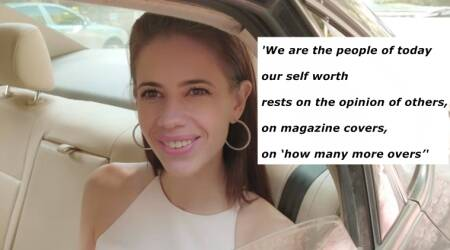 WATCH: Kalki Koechlin's World Music Day slam poetry on NOISE will give you goosebumps