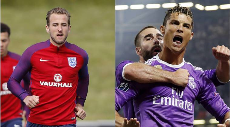harry kane, cristiano ronaldo, ronaldo, real madrid, real, spurs,