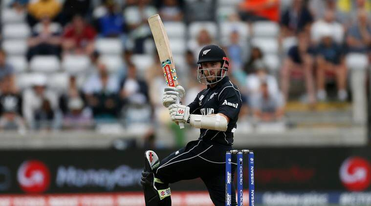 Kane Williamson, New zealand vs Australia. ICC Champions Trophy 2017