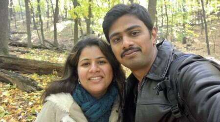 Kansas: Indian software engineer Srinivas Kuchibhotla's widow leads peace march on his birthday