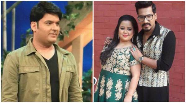 Bharti Singh, The Kapil Sharma Show, Haarsh Limbachiyaa, Bharti Singh harsh kapil show, Bharti Singh kapil sharma show, Bharti Singh news, Bharti Singh latest news, Bharti Singh boyfrind, Kapil Sharma Show, The Kapil Sharma Show news