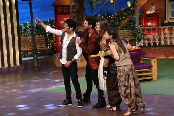 Sushant Singh Rajput, Kriti Sanon, The Kapil Sharma Show, Raabta, Raabta cast, The Kapil Sharma Show latest episode, kapil sharma