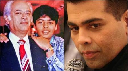 Karan Johar remembers father Yash Johar on death anniversary, says 'his teachings are my lifeline'. See photo