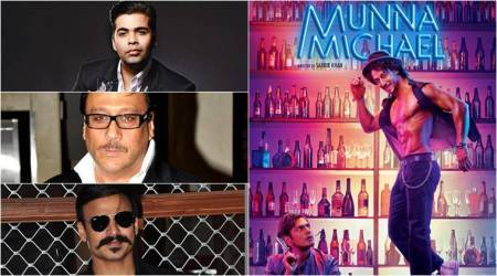 Munna Michael trailer: Karan Johar to Vivek Oberoi and Jackie Shroff, everyone is congratulating Tiger Shroff