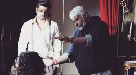 1921: Karan Kundra is returning with Vikram Bhatt, says he's impressed by his detailing. See photo