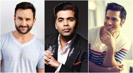 IIFA 2017: Saif Ali Khan, Karan Johar and Varun Dhawan are all set to host. Here's what you shouldexpect