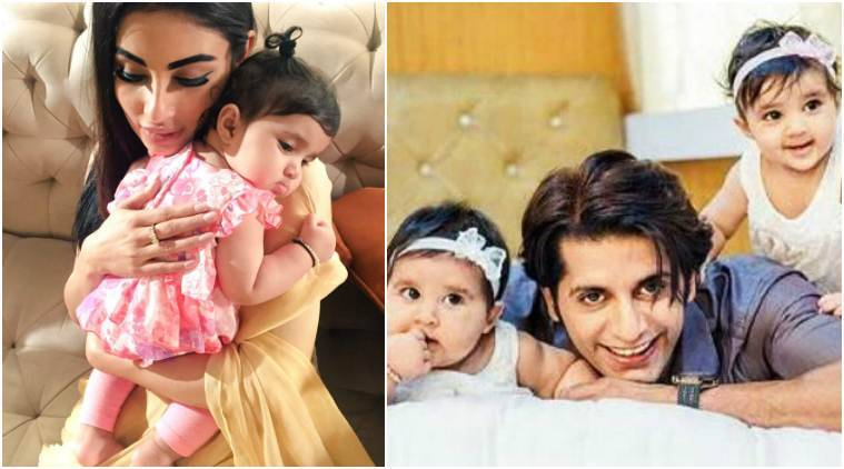 mouni roy, karanvir Bohra, mouni roy karanvir bohra daughters, mouni roy naagin, mouni roy images