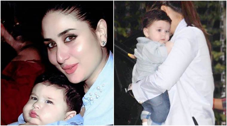 Kareena Kapoor Khan on Taimur Ali Khan: Saif and I keep arguing if he is more Pataudi or Kapoor