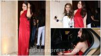 Kareena Kapoor Khan is red hot at Manish Malhotra party. Who would say she is a mother now? See photos