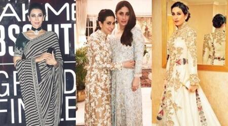 Happy birthday, Karisma Kapoor: 10 times the Bollywood beauty rocked Indian and fusion wear