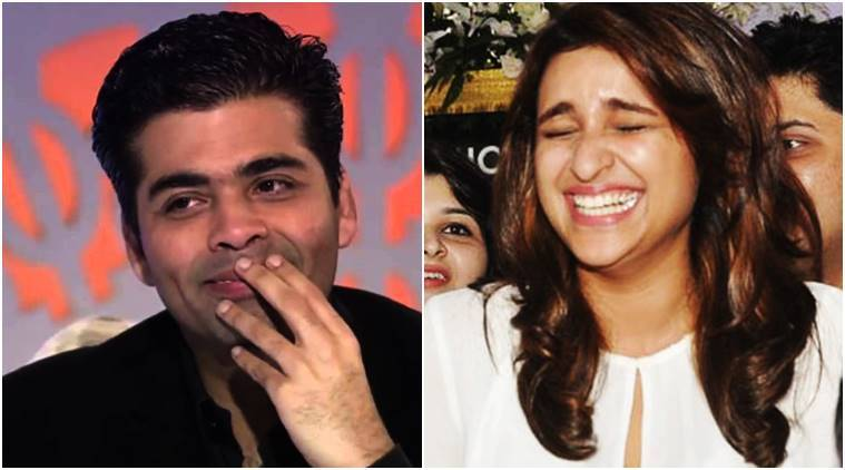 karan johar, parineeti chopra, karan johar parineeti chopra karan johar, karan johar parineeti chopra photos