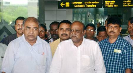 justice karnan, CS Karnan, calcutta high court judge, Karnan arrested, Karnan hospitalised