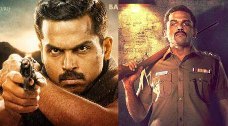 Theeran Adhigaram Ondru first look: Karthi promises a thriller with his intense avatar, see photos